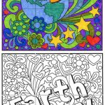 Free Earth Day Mini Mural · Art Projects For Kids   Free Printable Murals