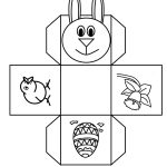 Free Easter Bunny Templates Printables – Hd Easter Images   Free Printable Easter Egg Basket Templates