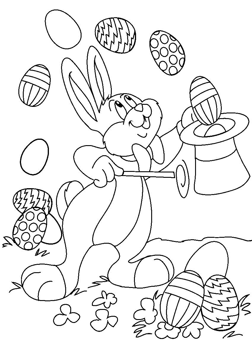 Free Easter Colouring Pages For Kids | Coloring Pages | Easter - Free Printable Easter Colouring Sheets