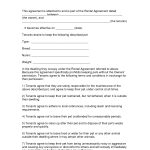 Free Easy Lease Agreement To Print | Free Printable Lease Agreement   Free Printable Lease Agreement Texas