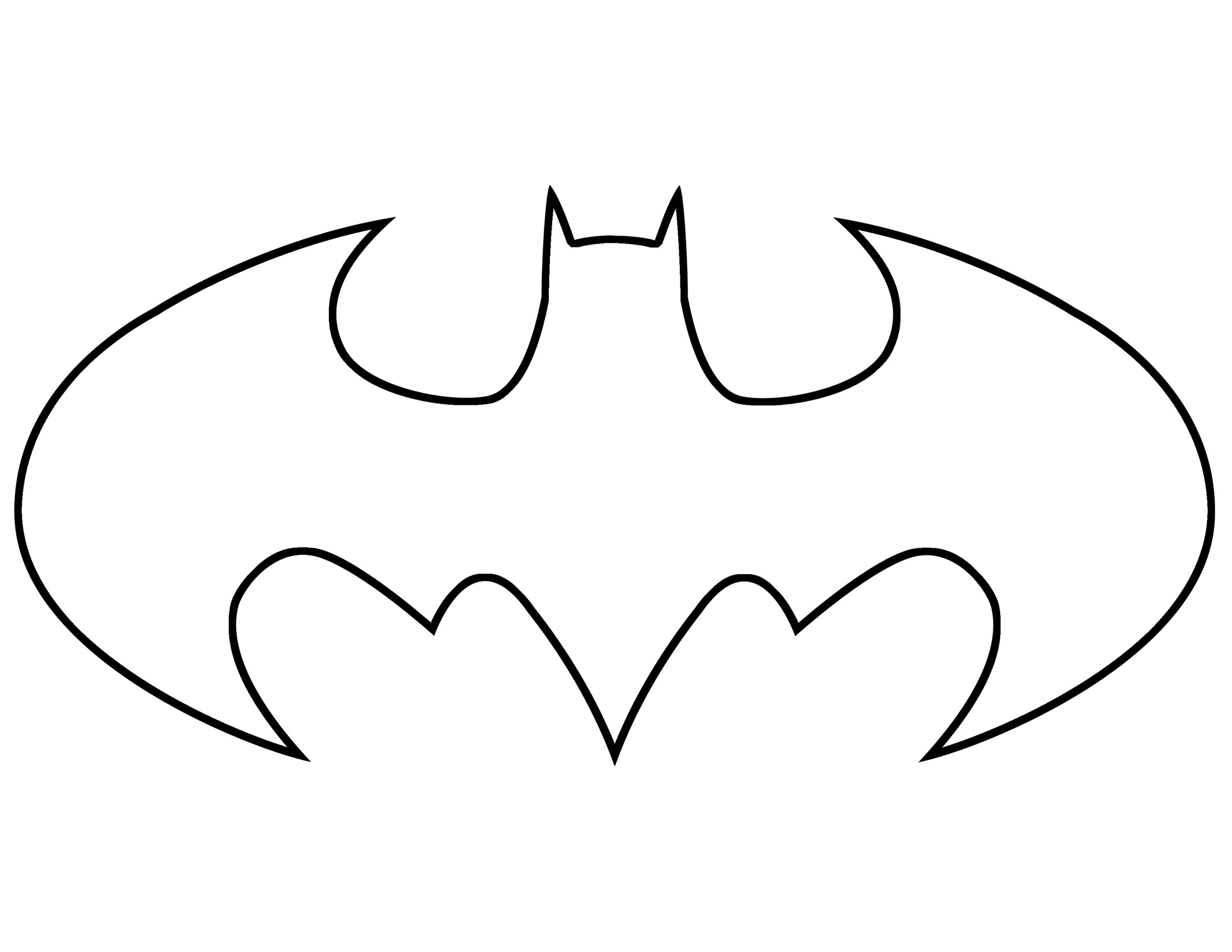 Free Free Printable Batman Logo, Download Free Clip Art, Free Clip - Free Printable Batman Pictures