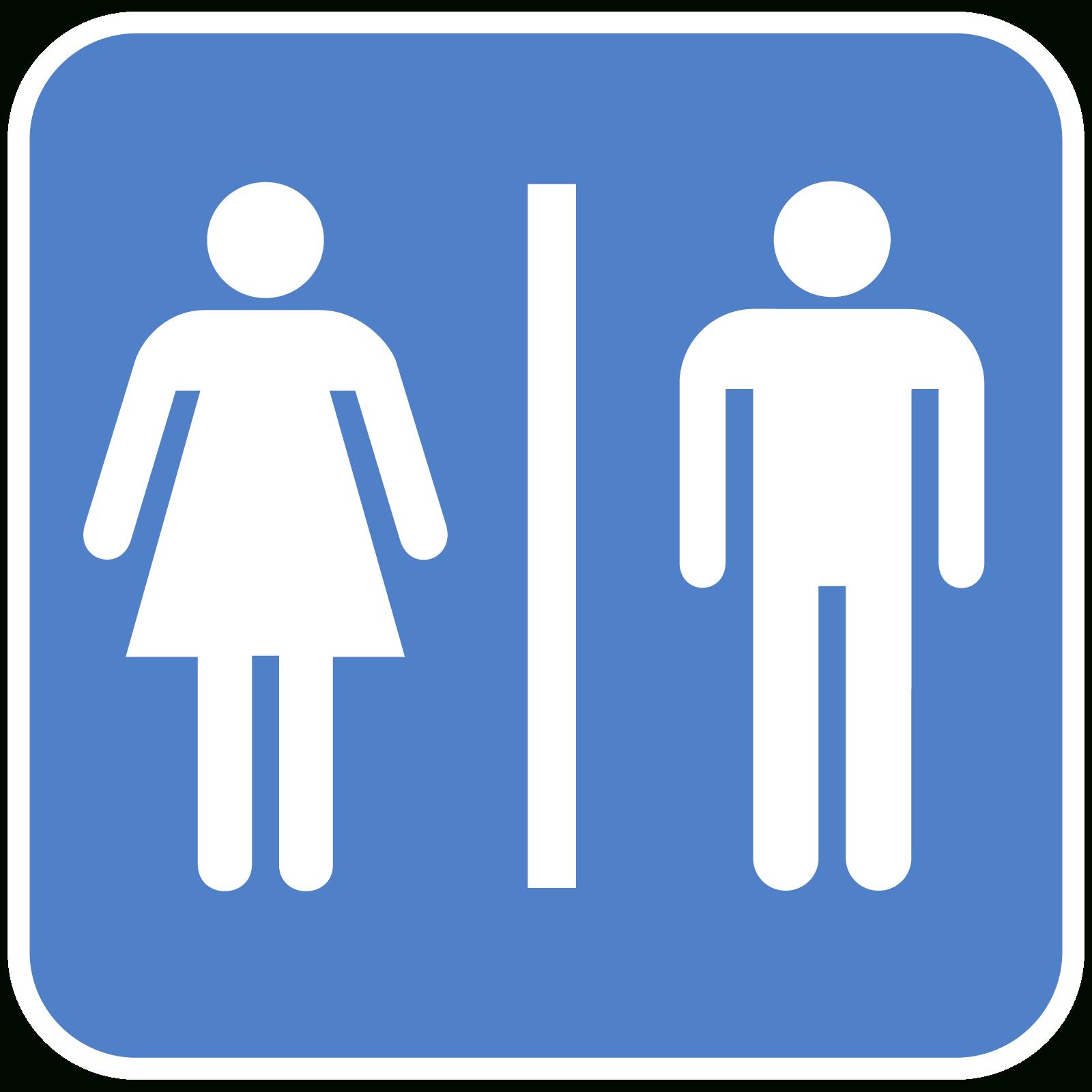 Free Free Printable Restroom Signs, Download Free Clip Art, Free - Free Printable Bathroom Signs
