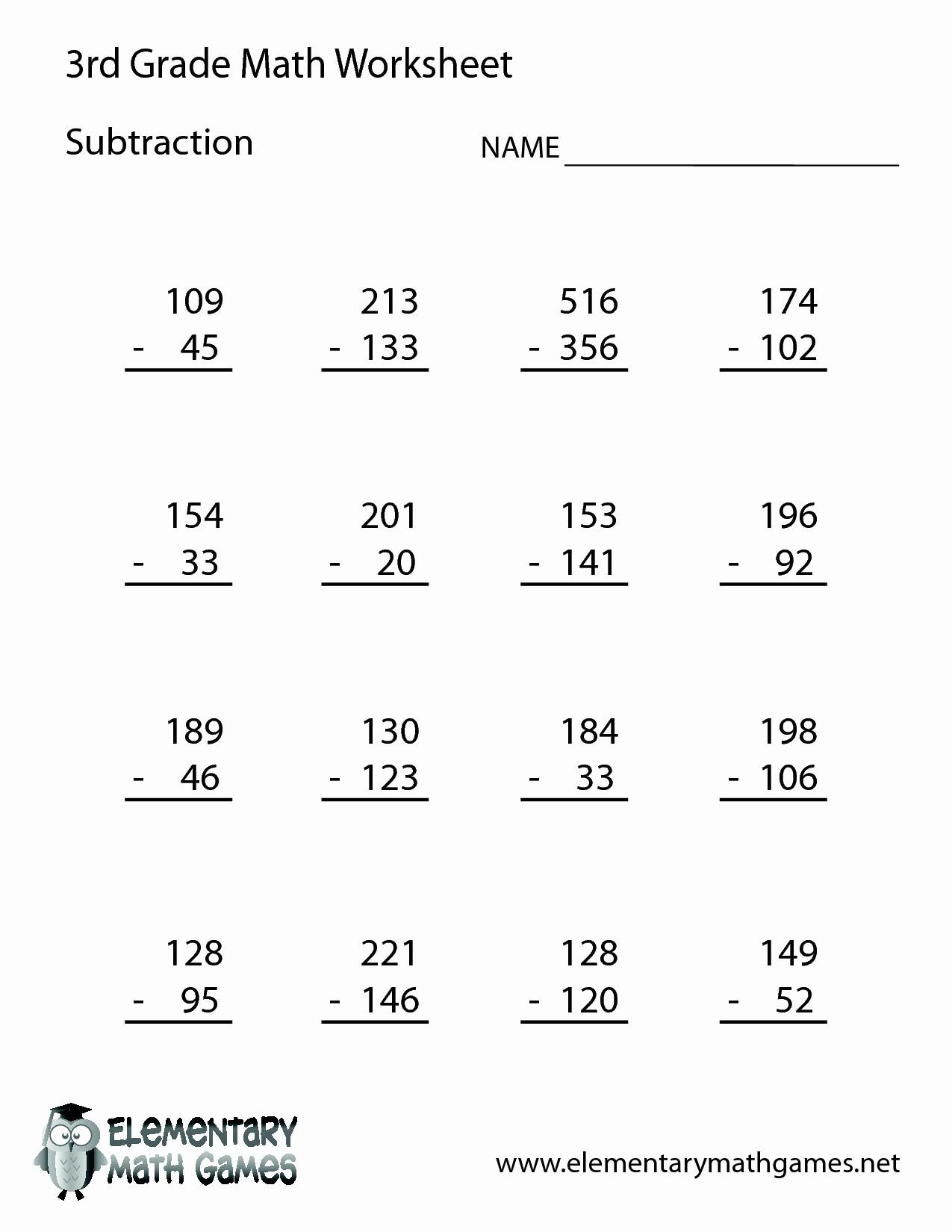 Free Fun Math Worksheets Third Grade Refrence Free Printable - Free Printable Math Worksheets For 3Rd Grade