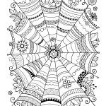 Free Halloween Coloring Pages For Adults & Kids   Happiness Is Homemade   Free Printable Coloring Pages For Adults