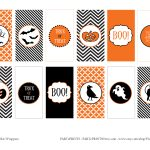 Free Halloween Printables From Parteprints | Catch My Party   Free Printable Halloween Party Decorations