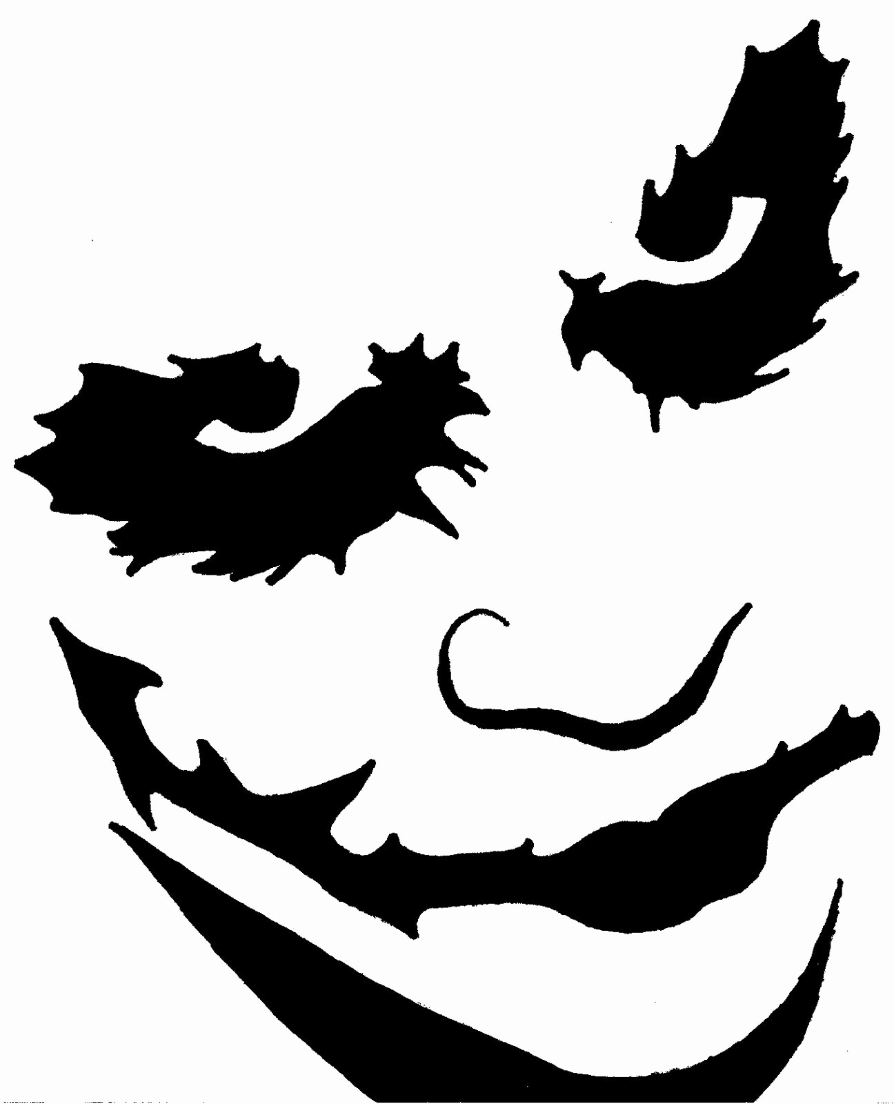 Free Halloween Pumpkin Carving Templates Printable 2018 | Pumpkin - Free Printable Scary Pumpkin Patterns