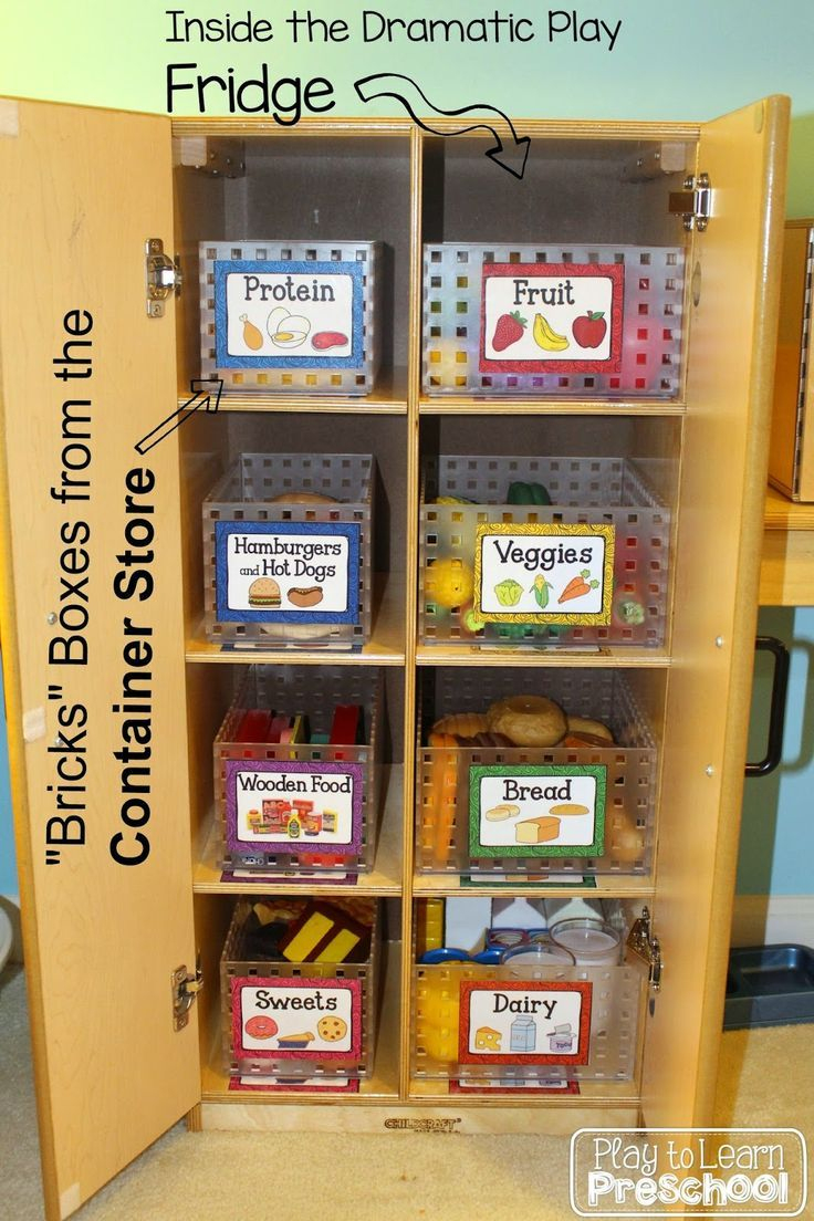 Free Kitchen Labels | Kids Learning Activities And Crafts - Free Printable Play Food Labels