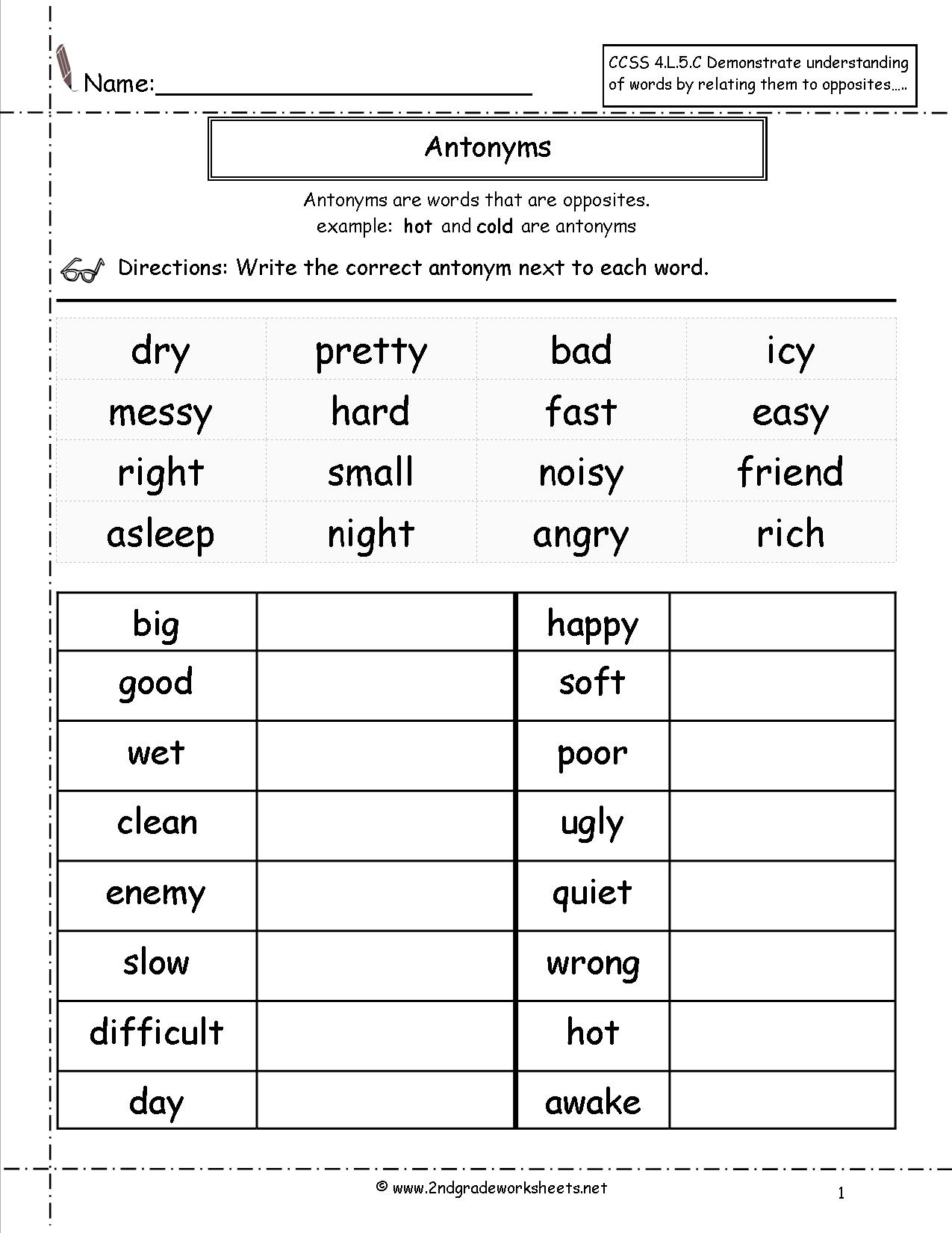 Free Language/grammar Worksheets And Printouts - Daily Language Review Grade 5 Free Printable