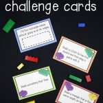 Free Lego Challenge Printable Stem Activities   Learning & Education   Free Printable Stem Activities