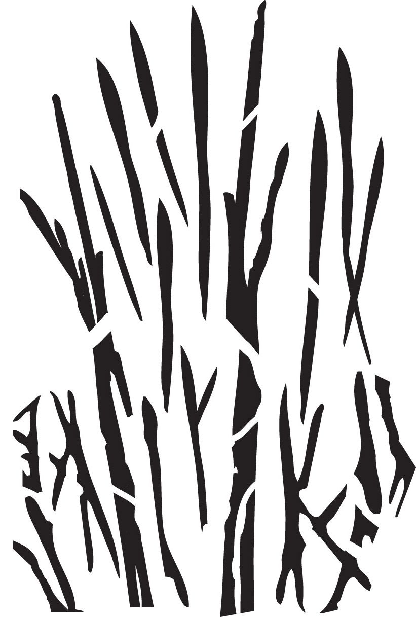 Free Marsh Grass Camo Stencil Max4 | Stuff To Try | Camo Stencil - Free Printable Camo Stencils