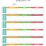 Free Meal Plan Printables   Family Fresh Meals   Free Printable Weekly Dinner Menu Planner