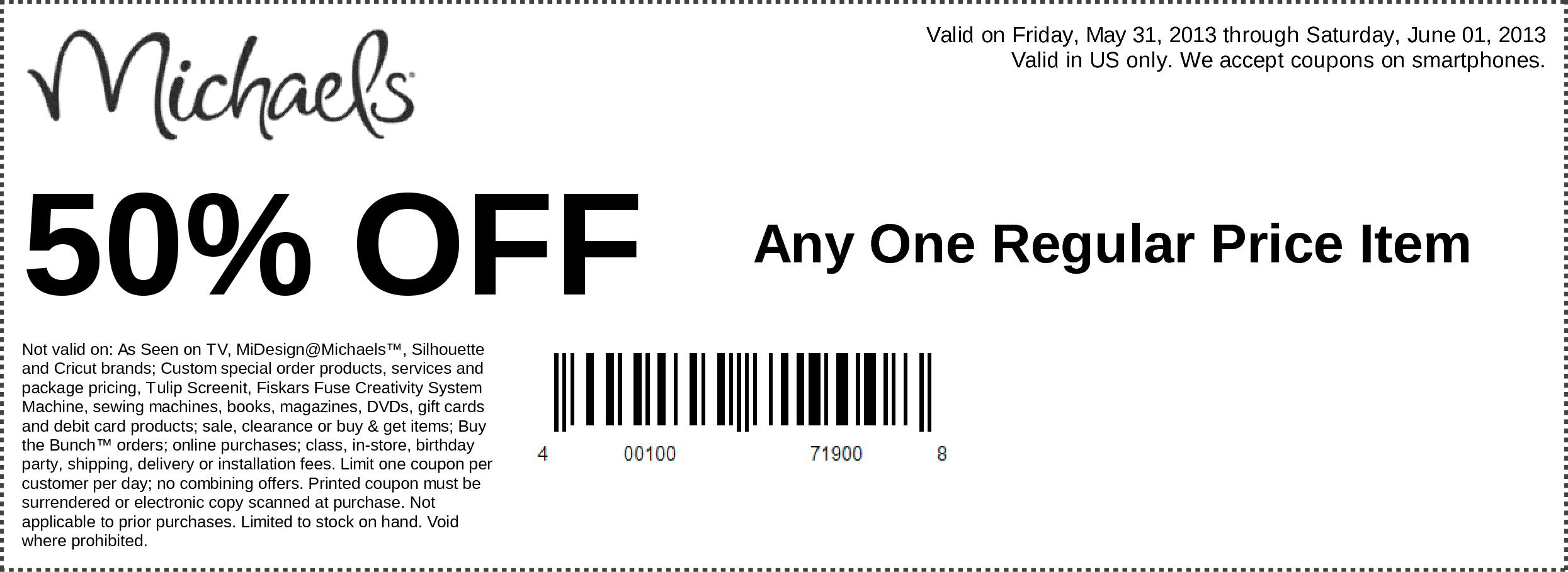 Free-Michaels-Printable-Coupons-2017 – Printable Coupons Online - Free Printable Coupons Victoria Secret