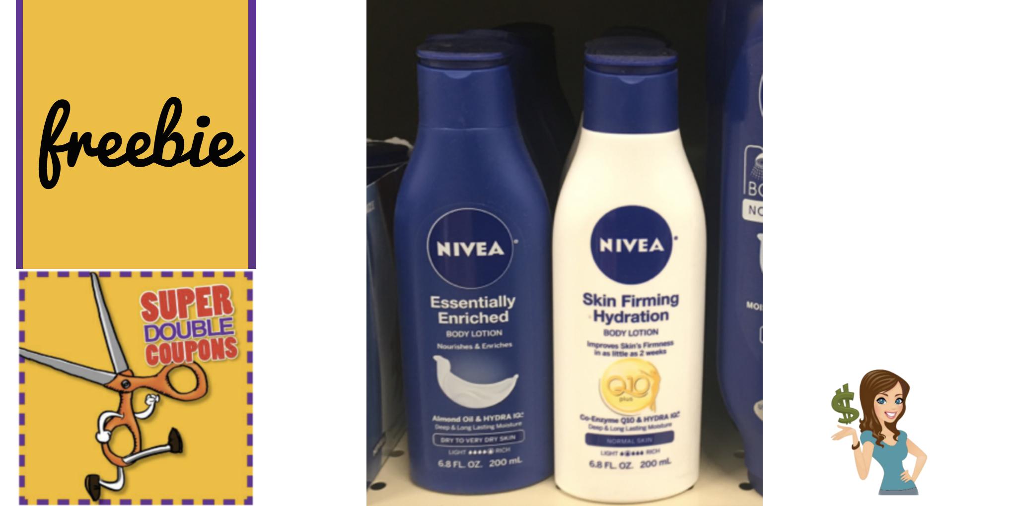 Free Nivea Lotion: Harris Teeter Super Doubles - Moola Saving Mom - Free Printable Nivea Coupons