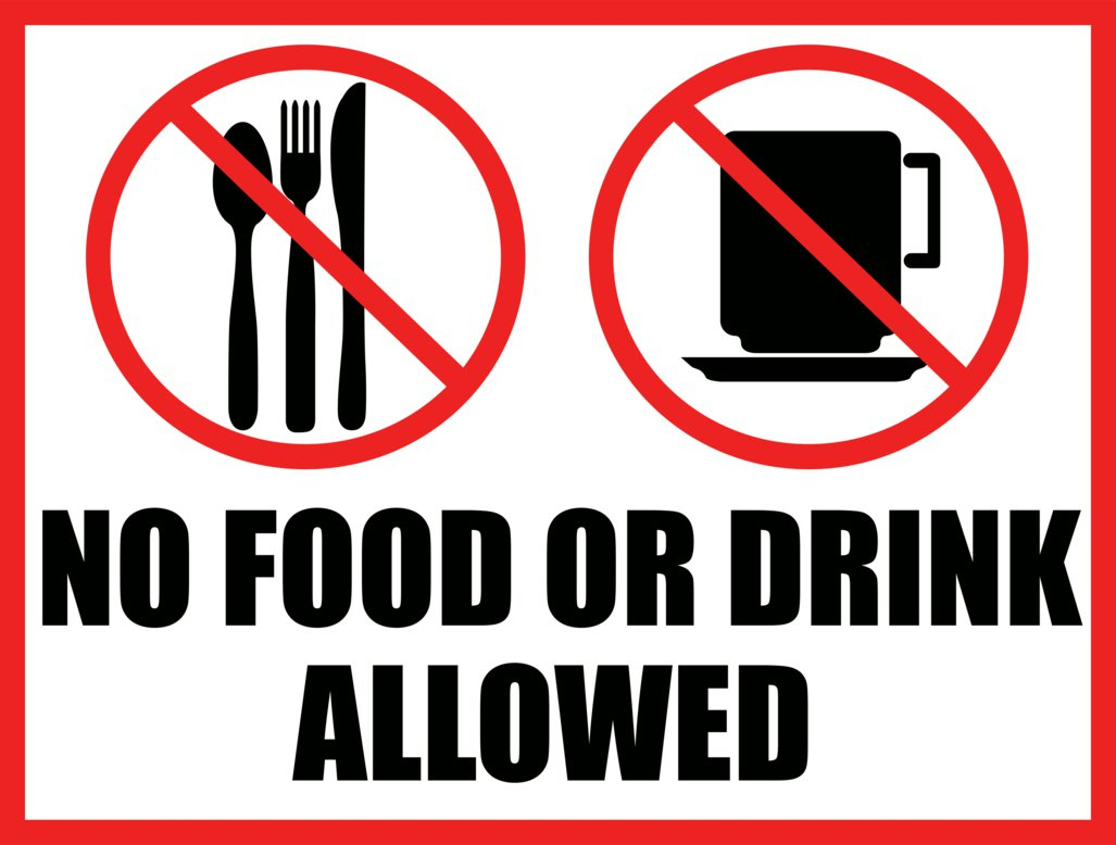Free No Food And Drink, Download Free Clip Art, Free Clip Art On - Free Printable No Entry Sign