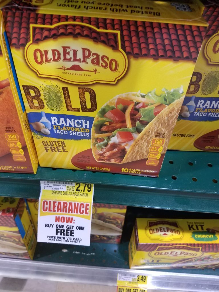 Free Old El Paso Taco Shells At Harris Teeter - Free Printable Old El Paso Coupons