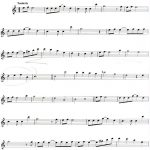 Free Online Flute Sheet Music. I May Not Play The Flute But I Will   Free Printable Flute Music