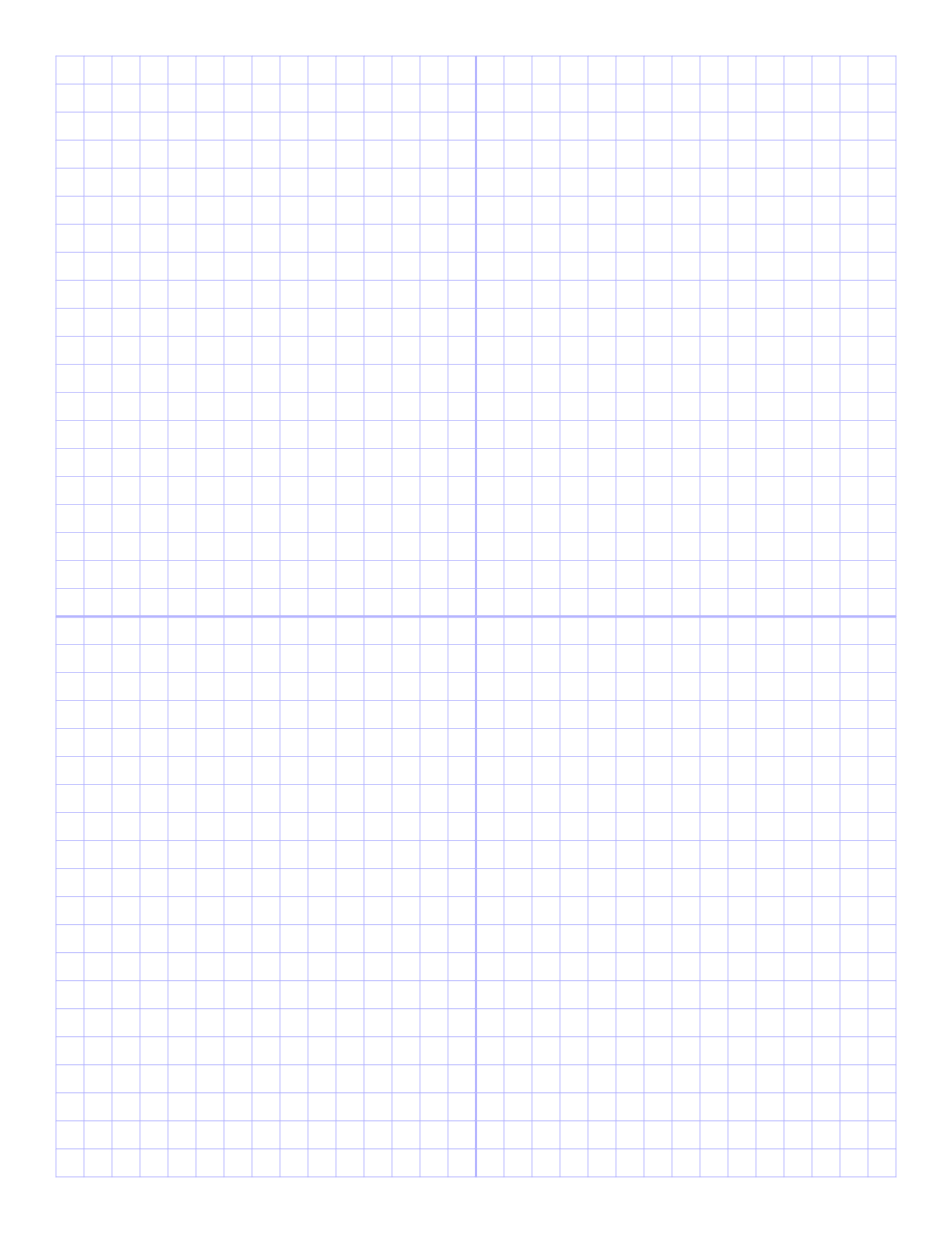 Free Online Graph Paper / Plain - Free Printable Grid Paper