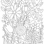 Free Paintnumbers For Adults Downloadable | *printable Art   Free Printable Coloring Book Pages For Adults