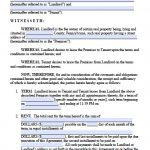 Free Pennsylvania Residential Lease Agreement | Pdf | Word (.doc)   Free Printable Lease Agreement Pa