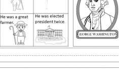 Free Printable President Worksheets