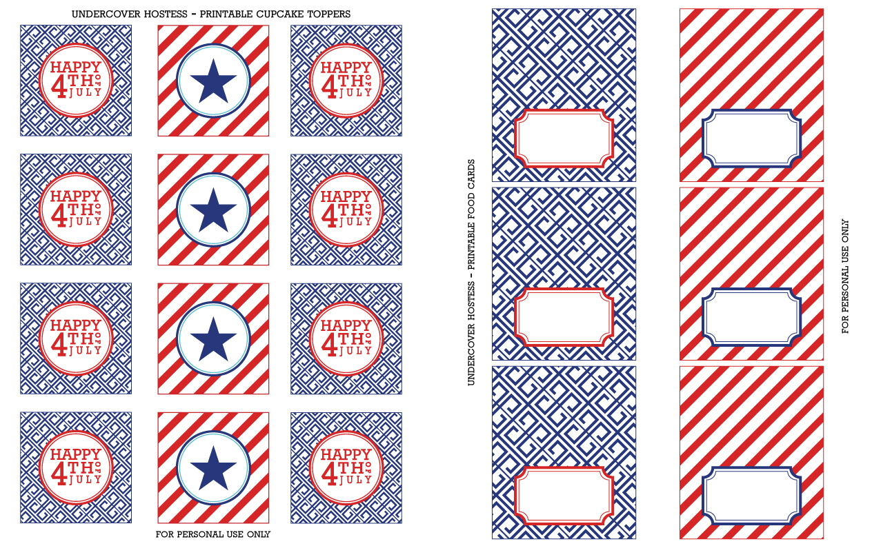 Free Printable 4Th Of July Stationery Fourth Stationary Printables - Free Printable 4Th Of July Stationery