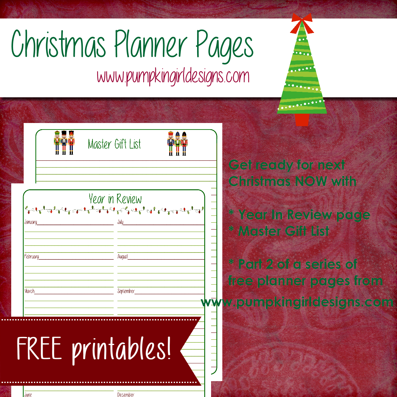 Free Printable 5.5X8.5 Planner Pages | Printable Planner 2019 - Free Printable 5.5 X8 5 Planner Pages
