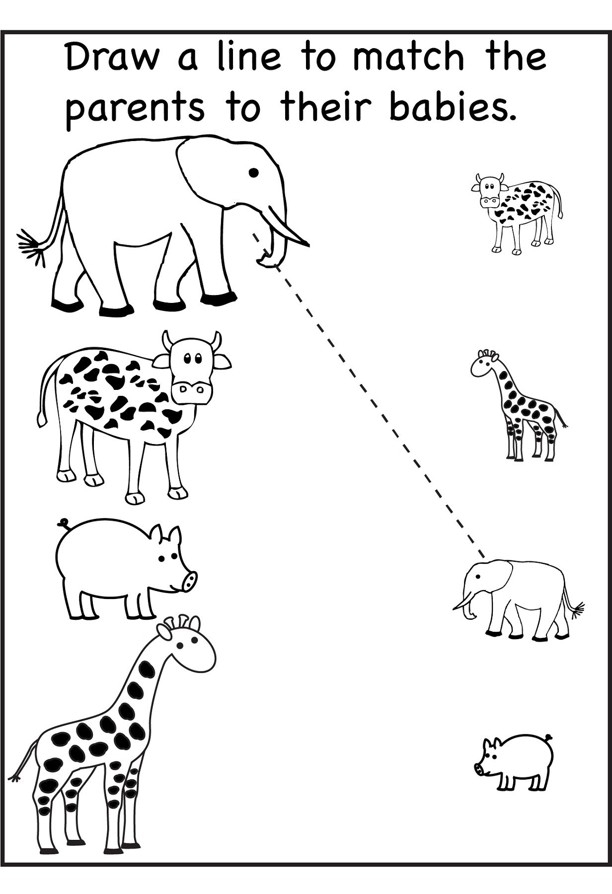Free Printable Activities For Kids #160 - Free Printable Activities For Kids