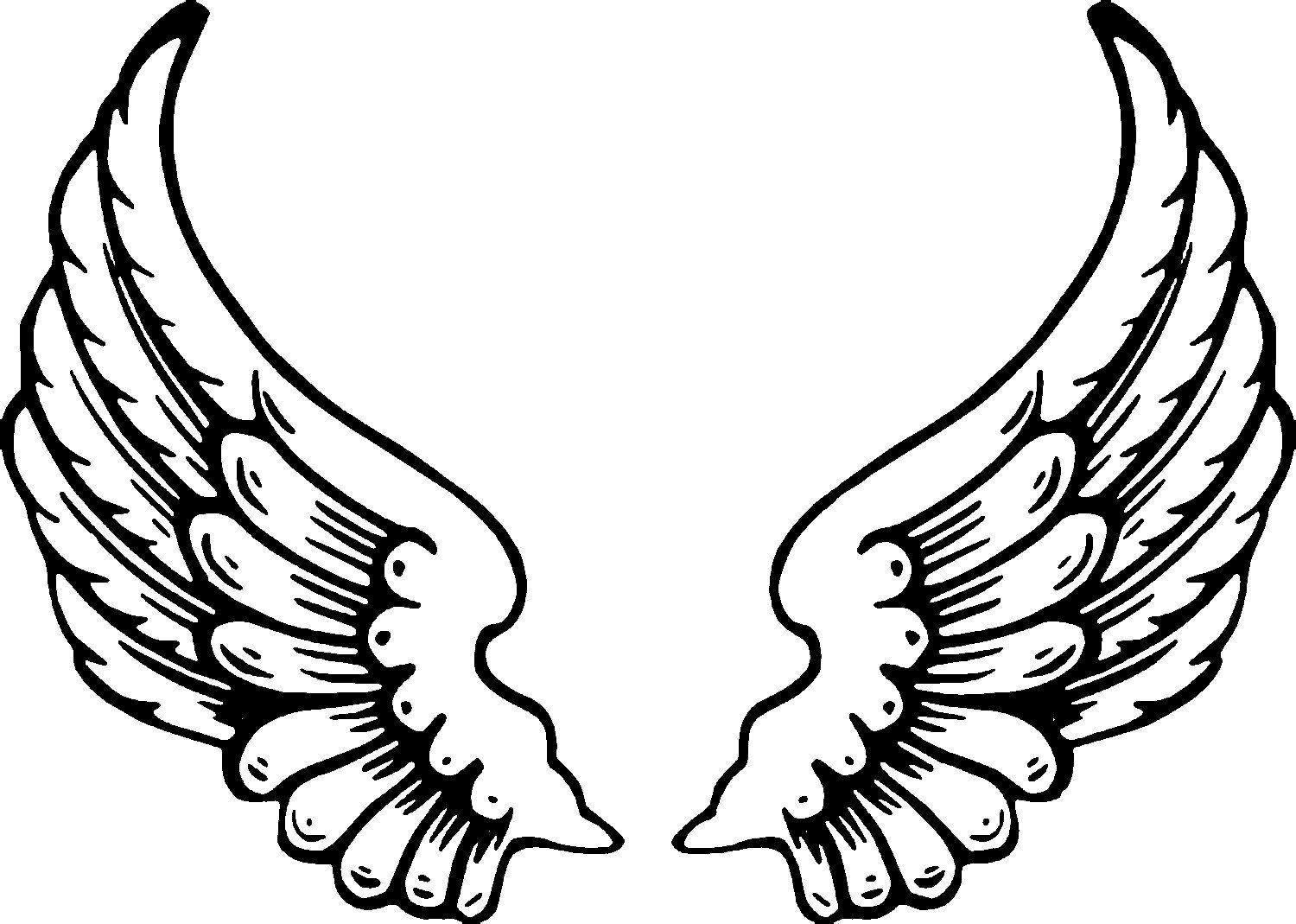 Free Printable Angel Coloring Pages For Kids | Food | Angel Wings - Free Printable Pictures Of Angels