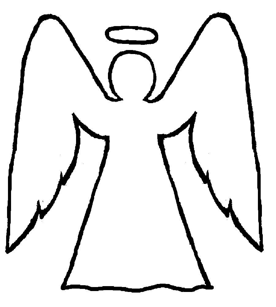 Free Printable Angel Wings, Download Free Clip Art, Free Clip Art On - Free Printable Angels