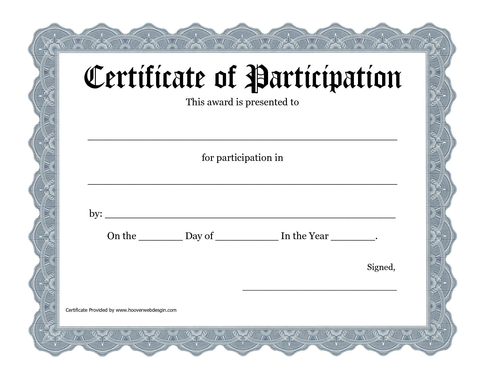 Free Printable Award Certificate Template - Bing Images | 2016 Art - Free Printable Certificates For Students