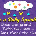 Free Printable Baby Sprinkle Invitations   Free Printable Baby Sprinkle Invitations