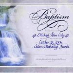 Free Printable Baptism Certificate Simple Water Baptism Certificate – Free Online Printable Baptism Certificates