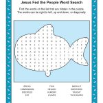 Free, Printable Bible Word Search Activities On Sunday School Zone – Free Word Search With Hidden Message Printable