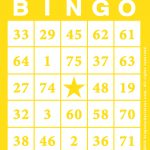Free Printable Bingo Cards Random Numbers | Download Them Or Print   Free Printable Bingo Cards Random Numbers