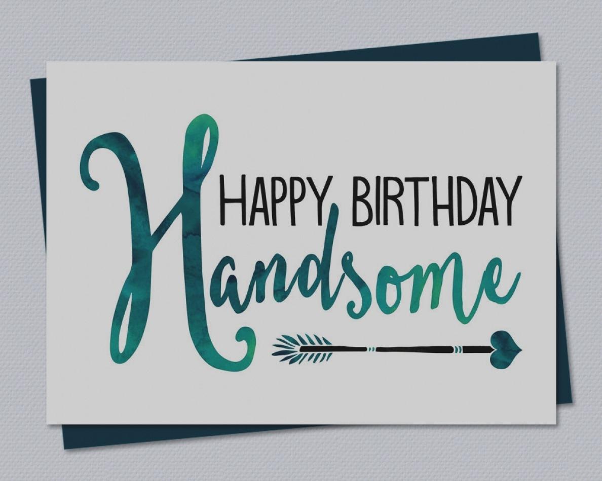 Free Printable Birthday Cards For Husband | Cardfssn - Free Printable Birthday Cards For Husband