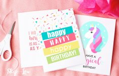 Free Printable Birthday Cards For Adults