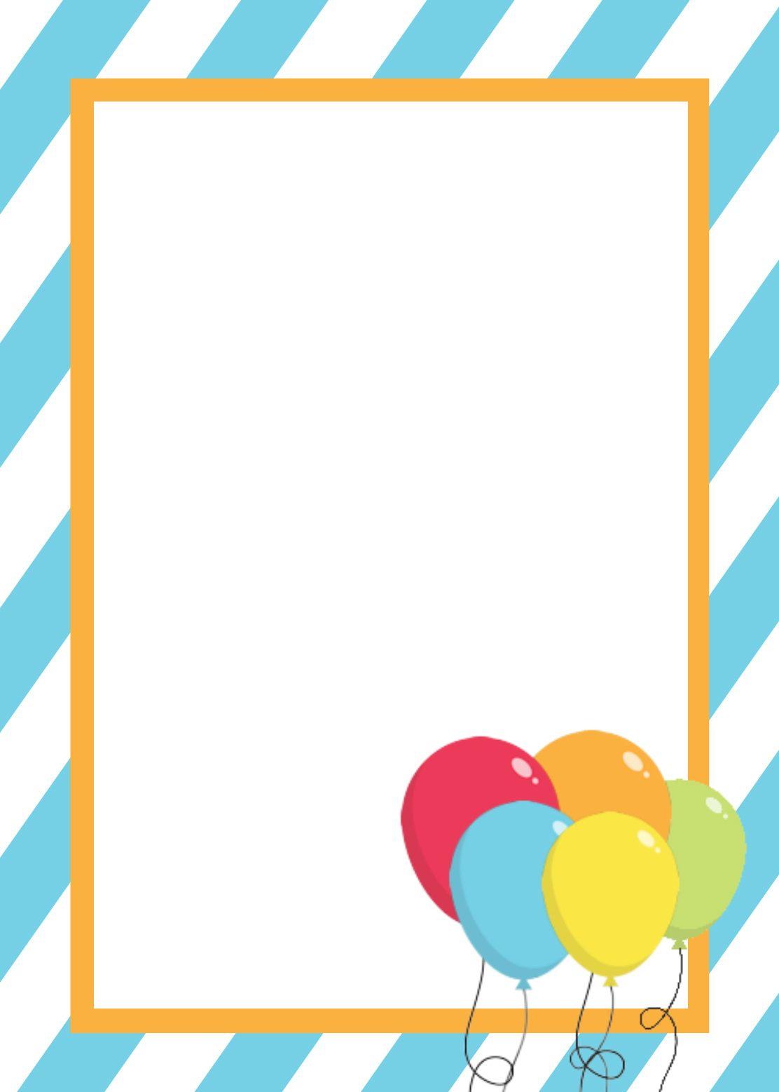 Free Printable Birthday Invitation Templates | Birthday Ideas And - Free Printable Birthday Scrolls