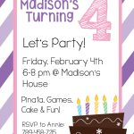 Free Printable Birthday Invitation Templates   Free Printable Birthday Invitation Cards Templates