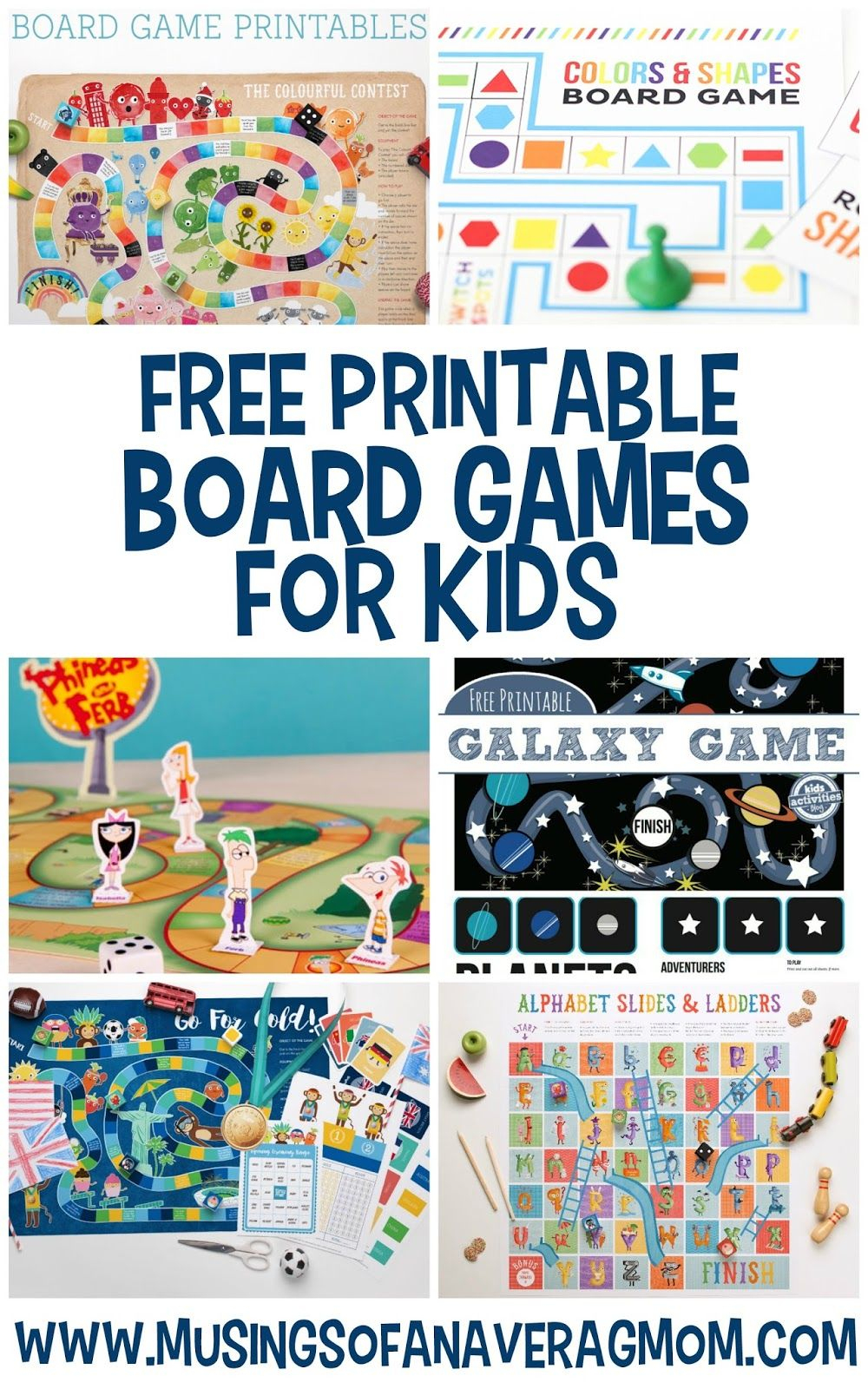 Free Printable Board Games | Printables For Kids | Printable Board - Free Printable Board Games
