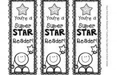 Free Printable Bookmark Templates To Color – Google Search – Free Printable Bookmarks For Libraries