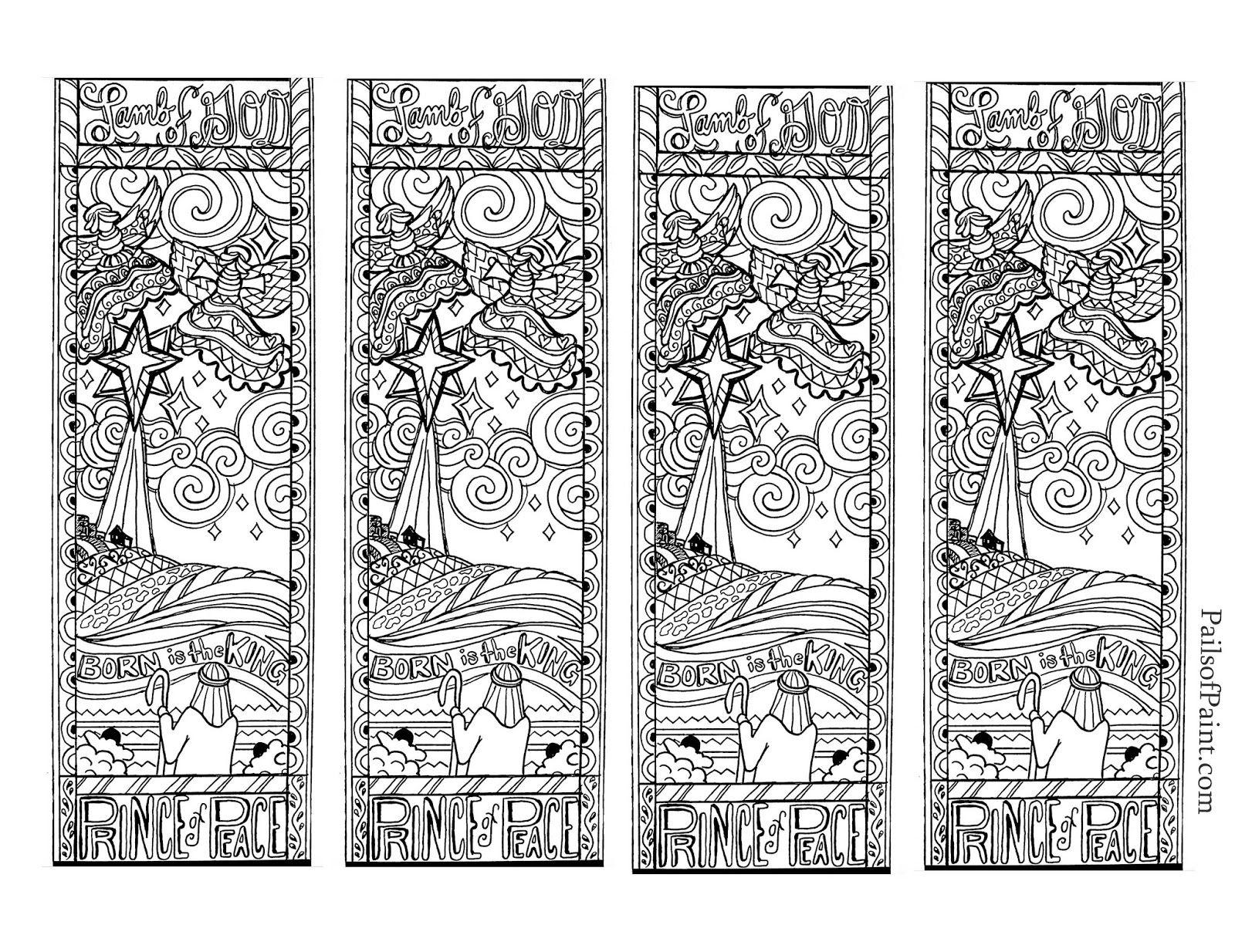 Free Printable Bookmarks For Christmas – Festival Collections - Free Printable Bookmarks For Christmas
