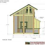 Free Printable Chicken Coop Plans | Bestprintable231118   Free Printable Chicken Coop Plans