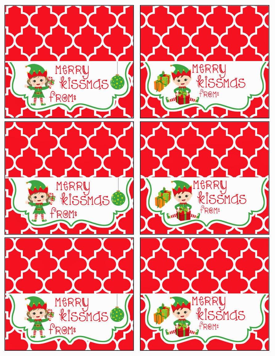 Free Printable Christmas Bag Toppers Templates – Festival Collections - Free Printable Bag Toppers