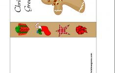 Free Printable Place Card Templates Christmas