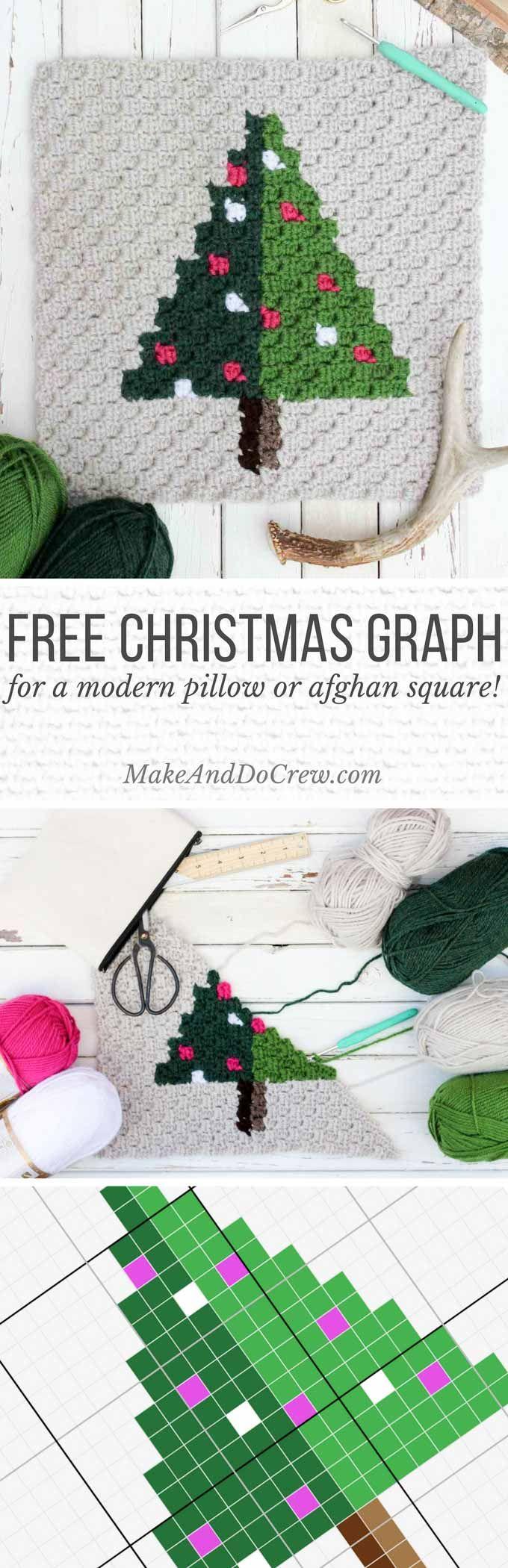 Free Printable Christmas Crochet Patterns – Festival Collections - Free Printable Christmas Crochet Patterns