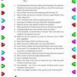 Free Printable Christmas Trivia Questions | Party Ideas | Pinterest   Free Printable Christmas Trivia Quiz