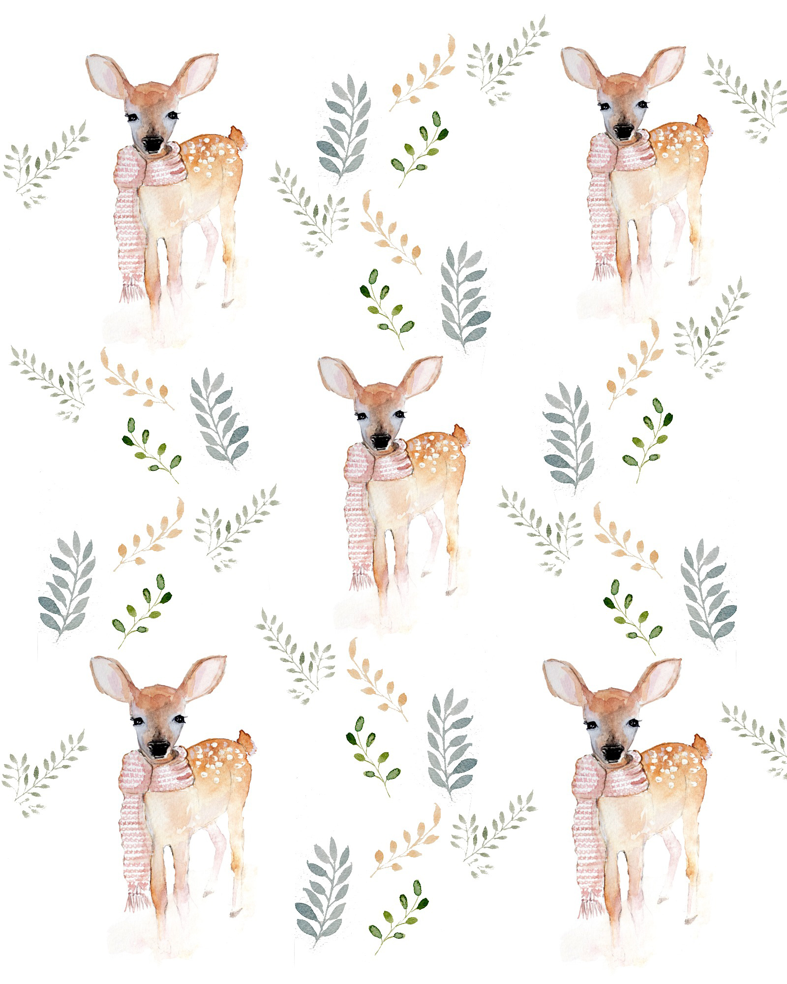 Free Printable Christmas Wrapping Paper - Free Printable Easter Wrapping Paper