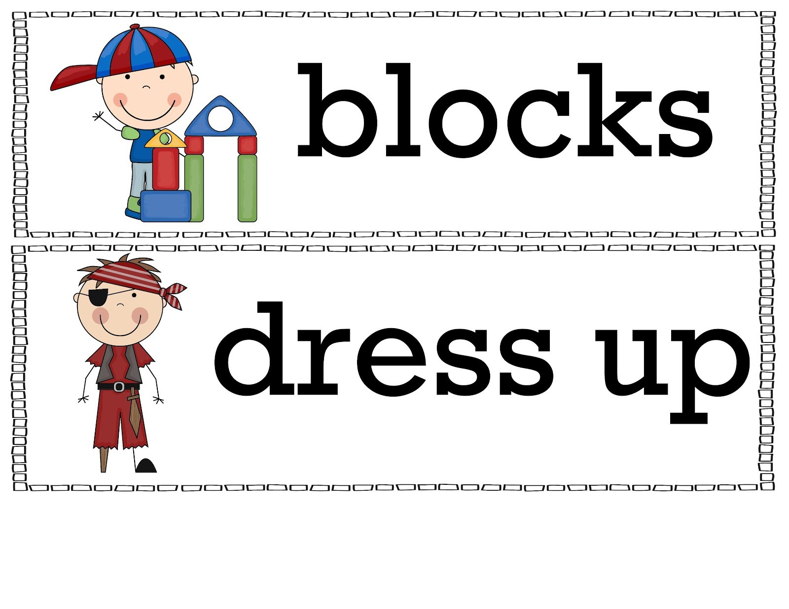 Free Printable Classroom Signs And Labels – Prntbl - Preschool Classroom Helper Labels Free Printable