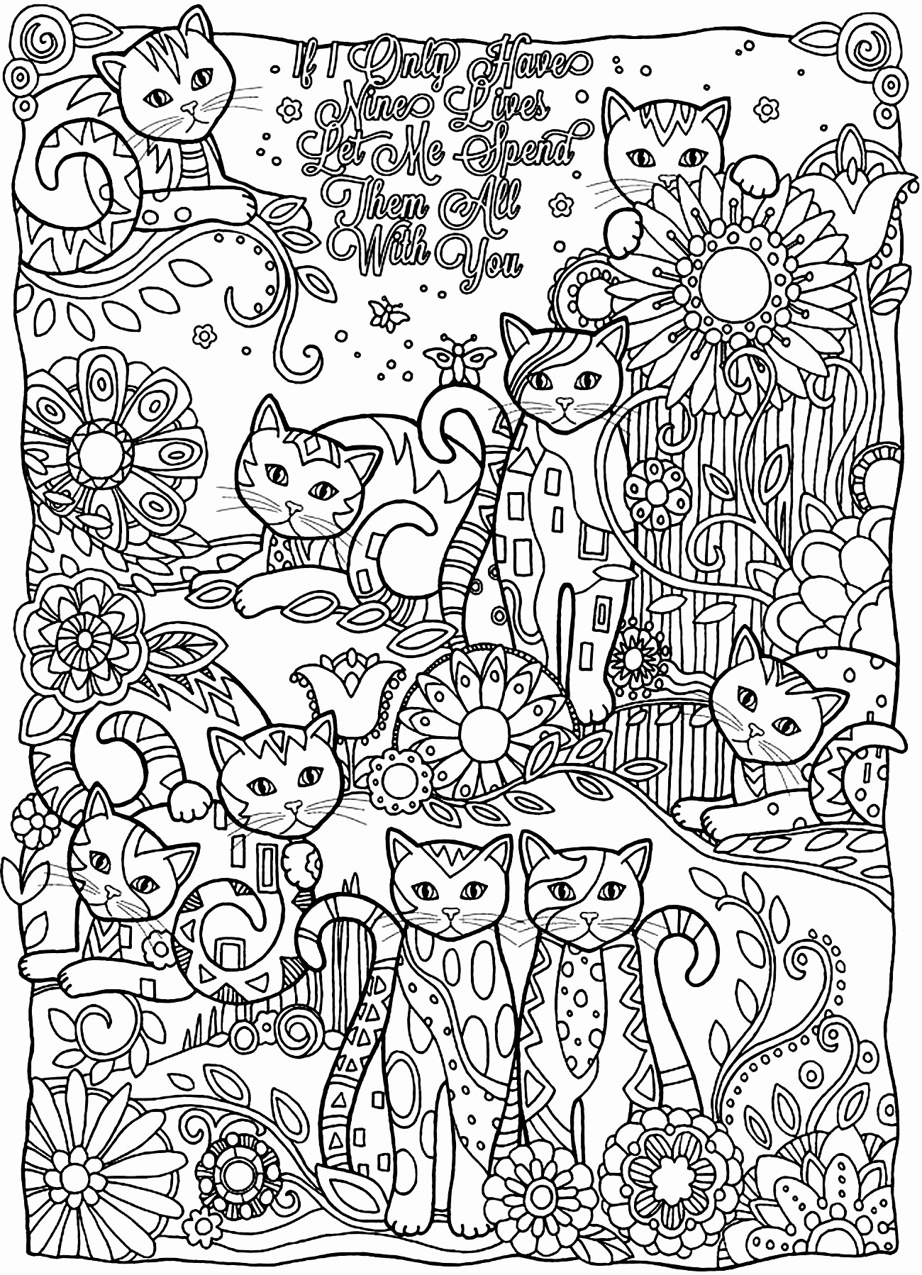 Free Printable Coloring Pages For Adults Only Easy New - Free Printable Coloring Pages For Adults Only
