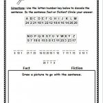 Free Printable Cryptograms | Free Printable   Free Printable Cryptograms